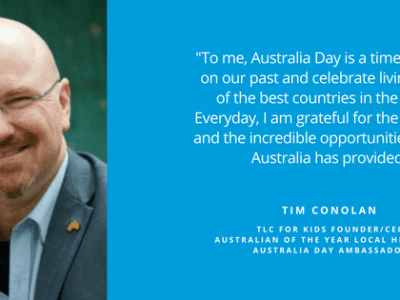 Tim's thoughts on Australia Day